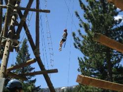 Squaw Valley Ropes Course