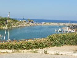 The harbour of Sissi