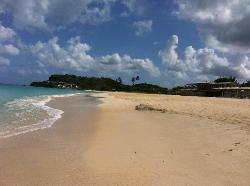 Пляжи Антигуа