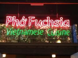 Pho Fuschia