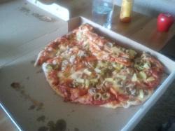 Service Grill Pizza