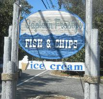 Captain Frosty's Fish & Chips