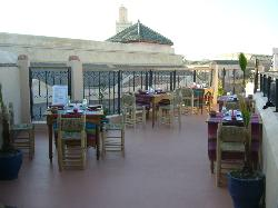Terrasse La Medersa