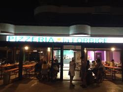 Pizzeria La Forbice S.r.l.