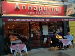 Annapurna Nepalese Restaurant
