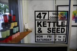 Kettle & Seed Cafe and Coffee Roaster