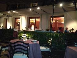L'Orangerie - Restaurant in the Gran Hotel La Florida