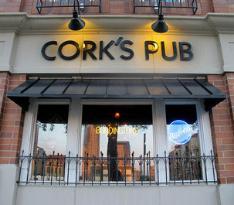Cork's Irish Pub