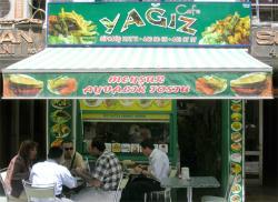 Yagiz Cafe