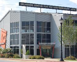 ‪Delaware Center for the Contemporary Arts‬