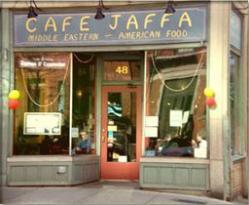 Cafe Jaffa