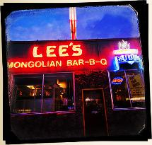 Lee's Mongolian Bar-B-Q