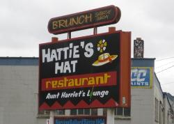 Hattie's Hat Restaurant