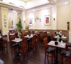 Chancellor Cafe at the Chancellor Hotel