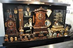 Clocks with history