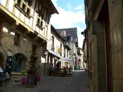 A side street of Vitre