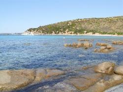 Spiaggia di Punta Molentis