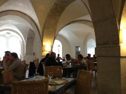 Palacio Nacional de Sintra restaurant