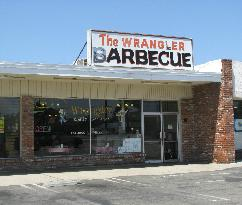 The Wrangler Family Barbeque Restaurant