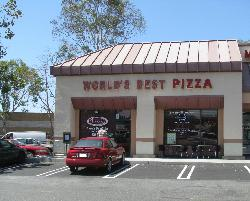 World's Best Pizza