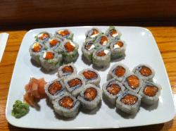 Three Samurai Japanese Restaurant