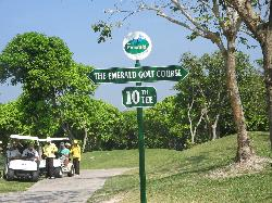 Emerald Golf Course