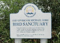 Governor Michael Gore Bird Sanctuary