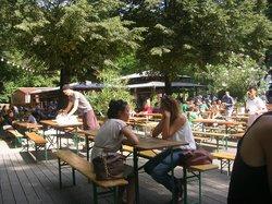 Café am Neuen See