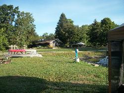 Burton Island State Park Campsites