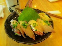 Tsukiji Sushi sen 6 cho-me Jogai Shijo-ten