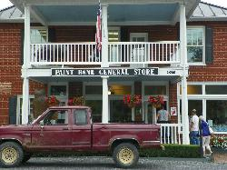 The Swinging Bridge Restaurant