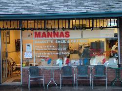 Mannas Baguettes