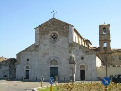 Basilica s. Domenico ISOLA DEL LIRI FR