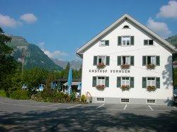 Hotel Restaurant Vorauen