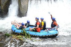 Telaga Waja Rafting Adventures