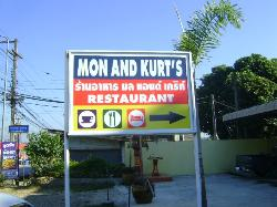 Mon and Kurt's Restaurant and Guesthouse