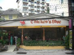 Chicken's Blue