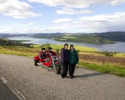 Highland Trike Tours- Day Tours