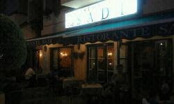 Sadi at night.