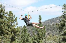 Action Zipline Tours