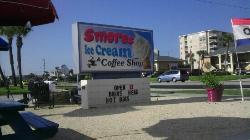 S'mores Ice Cream & Coffee Shop