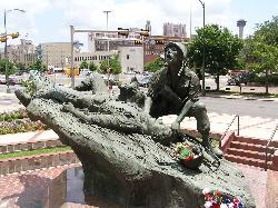 Vietnam Veterans Memorial of San Antonio
