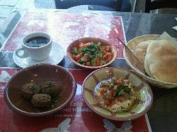 Tala Hummus and Falafel