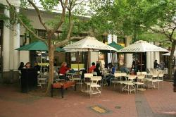 Crush fresh food cafe & juice bar
