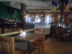 The Flat Iron Cafe
