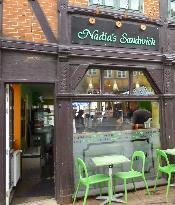 Nadias Sandwich & Muffins
