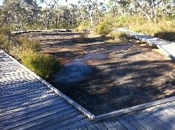 Bulgandry Aboriginal Engraving Site