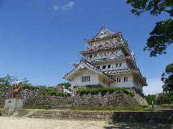 Chiba Castle Ruins