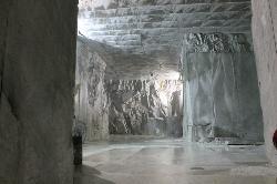 cava in galleria