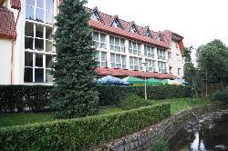 Hotel i Restauracja Zloty Las